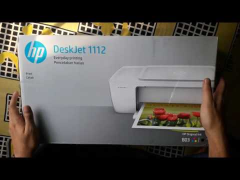 Buy Hp Deskjet 1112 Printer Single Function Inkjet Printer