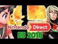 Nintendo Direct E3 2018 - Super Smash Bros Ultimate, Pokemon, RIDLEY!