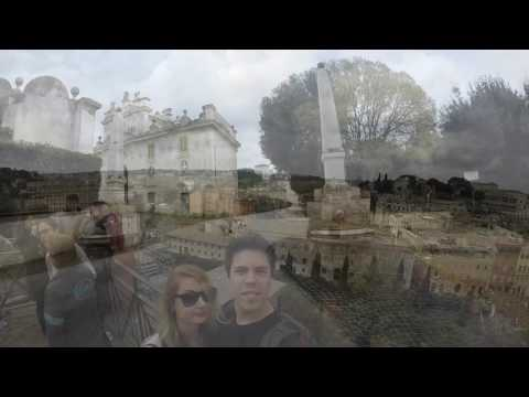 Italy GoPro   Rome, Amalfi, Capri, Florence, Venice