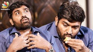 என்னால கட்டுபாடா இருக்க முடியாது : Vijay Sethupathi Interview | Junga | Yogi Babu