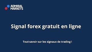 Signal forex gratuit en ligne