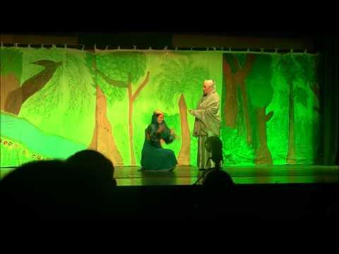 Pakbann  Theater Frankfurt arranged by Embassy of Pakistan Berlin.wmv