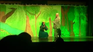 Pakbann  Theater Frankfurt arranged by Embassy of Pakistan Berlin.wmv