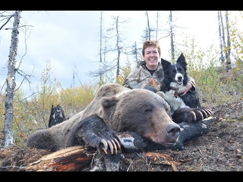 Outdoor Quest TV Yukon Grizzly 2012