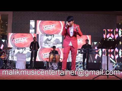 Malik Music Entertainer Presents Piyush Ambore Live