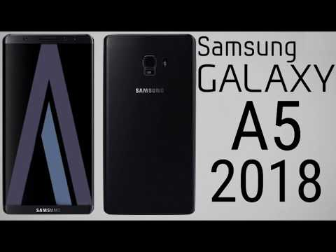 Samsung Galaxy A5 (2018) | First Look | Specifications | Release Date Video Link https://youtu.be/GM.