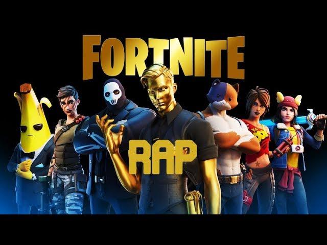 Rap De Fortnite Temporada 2 Capitulo 2 Ordep Music Youtube