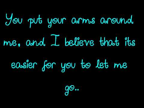 Christina Perri - Arms (Lyrics On Screen & Description)(HQ)