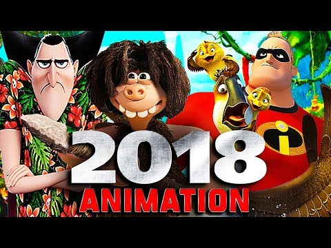 TOP ANIMATED MOVIES 2018 en streaming