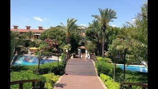 Отдых в Турции. Gloria Golf Resort 5*. Всё включено. Обзор