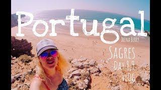 видео Серебряное побережье Португалии: жизнь на краю Европы