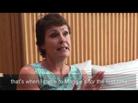 A Maggie's Story: Gaynor O'Donnell