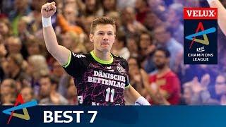 Best 7   Round 6   VELUX EHF Champions League 2017/18