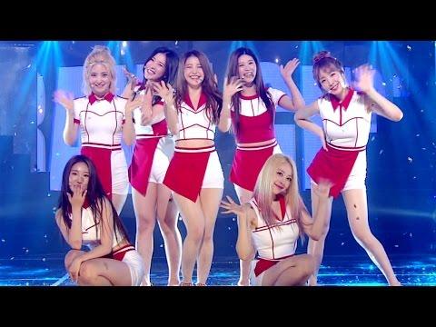 《SEXY》 Brave Girls (브레이브걸스) - High Heels (하이힐) @인기가요 Inkigayo 20160731