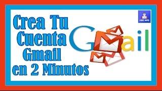 Como Crear Una Cuenta De Correo Electronico Gmail 2020 Paso A Paso