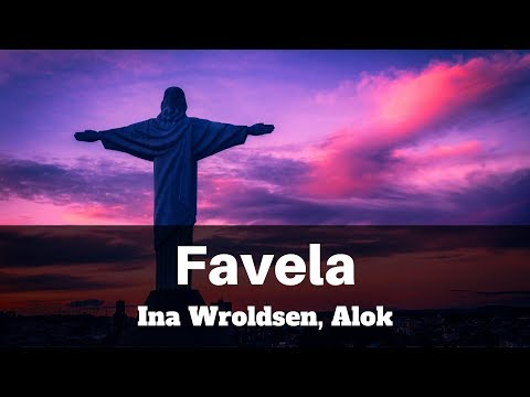 Ina Wroldsen Alok - Favela   Panda