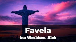 Baixar Ina Wroldsen, Alok - Favela (Lyrics) | Panda Music