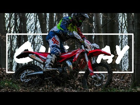 Enduro Passion || A day with Beta Xtrainer 300 - Видео онлайн