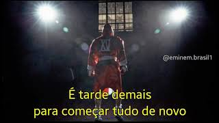 Eminem - Guts over fear ( Feat. Sia) Legendado