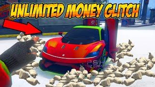 *All Consoles* GTA 5 Online Money Glitch - Make Million$ Unlimited 1.50 GTA 5