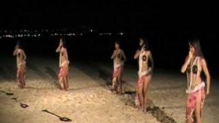Tahiti Tahiti Sunset Show Guam