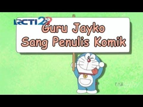Doraemon Bahasa Indonesia Terbaru 22 Juli 2018 Guru Jayko Sang Penulis Komik