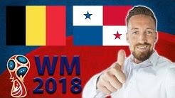 Belgien - Panama Prognose | WM 2018 Tipps