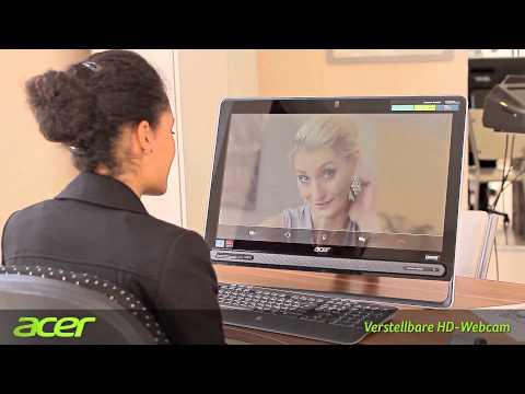 Acer Aspire ZC Und Aspire ZC All-In-One PCs