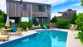 Spectacular Modern Waterfront wİth Pool, Truro Cape Cod