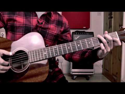 Freight Train by Elizabeth Cotten | Fingerstyle Guitar Lesson