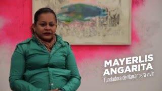 1325: Mujeres resueltas a construir paz - Mayerlis Angarita, Narrar para Vivir