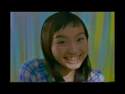 懐かしいCM1998年 篠原ともえ 資生堂リシェール Japanese TV Commercial Tomoe Shinohara