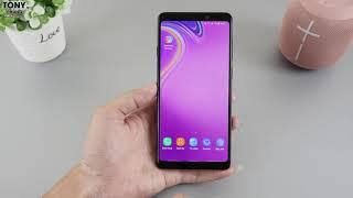 Smartphone đầu tiên có 4 camera chính - Samsung Galaxy A9 2018!