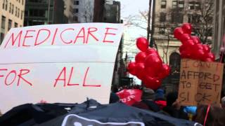 Strike Debt declares a Healthcare Emergency Thumbnail