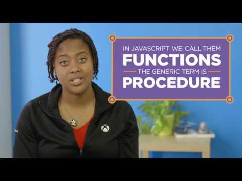 CS Principles: Defining and Calling Functions