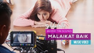 "Video SALSHABILLA #VLOG - BEHIND THE SCENES ""MALAIKAT BAIK"" download MP3, 3GP, MP4, WEBM, AVI, FLV Agustus 2018"