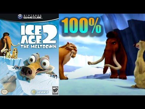 Ice Age 2: The Meltdown [33] 100% GameCube Longplay