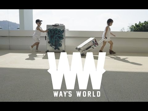 WAY'S WORLD EP:5 TOUR LIFE , SAMUI