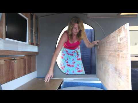Gidget Retro Teardrop Camper 2015