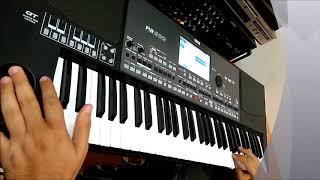 Vüqar Əlioğlu - Kaman (instrumental) sintezator korg pa600 QT