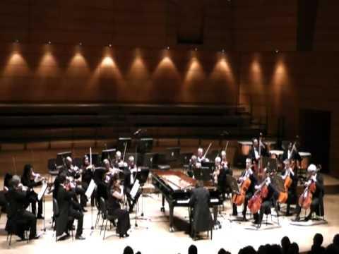 Ramin Bahrani suona Bach: Concerto in fa minore