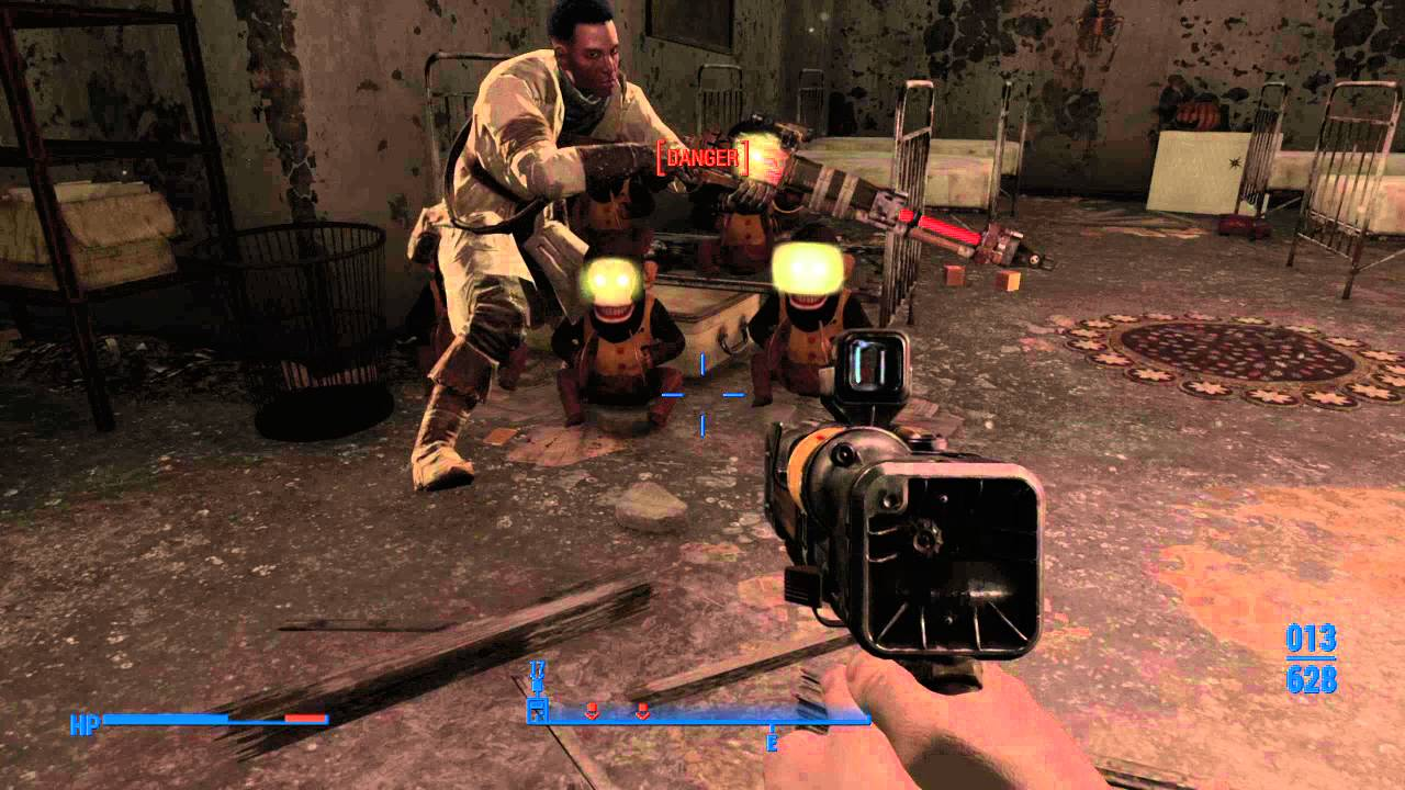 Ps4Shared Funny Vidz - Fallout 4, Horror Apes