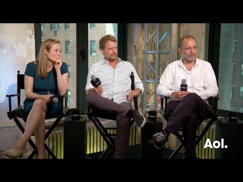 "Greg Kinnear, Ira Sachs, and Jennifer Ehle On ""Little Men"" | BUILD Series"