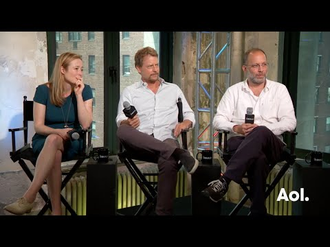Greg Kinnear, Ira Sachs, and Jennifer Ehle On