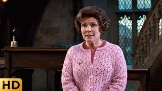 Первый урок Долорес Амбридж. Гарри Поттер и Орден Феникса.