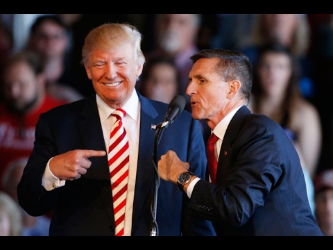 The Deep State War In Trump's Administration Over Michael Flynn Explained