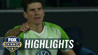 VfL Wolfsburg vs. Hertha Berlin | 2017-18 Bundesliga Highlights