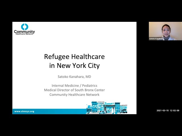 Refugee Healthcare in New York City