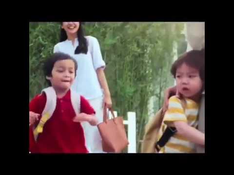 Iklan susu SGM eksplor (Julianti sebagai Ibu Guru)