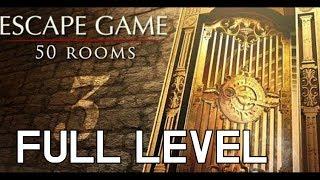 Escape Game 50 Rooms 3 Walkthrough - Full Level - Level 1 To 50  Buscoldapp